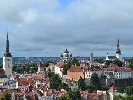 turn biserica Olaf 5 Tallinn