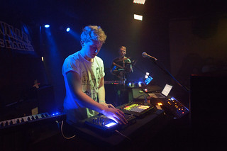 Disclosure plays the Asheville Music Hall at Moogfest on Saturday, October 27, 2012. | by allsongs