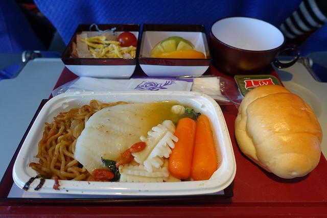 機内食 ZH9066