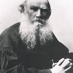 Leo Tolstoy photo from 1908