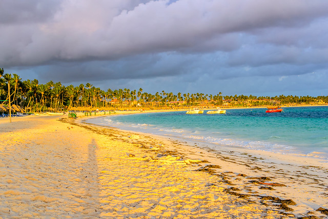 Bavaro Beach Sunrise
