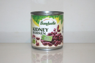 03 - Zutat Kidneybohnen / Ingredient kidney beans