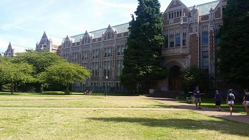 University of Washington History Building