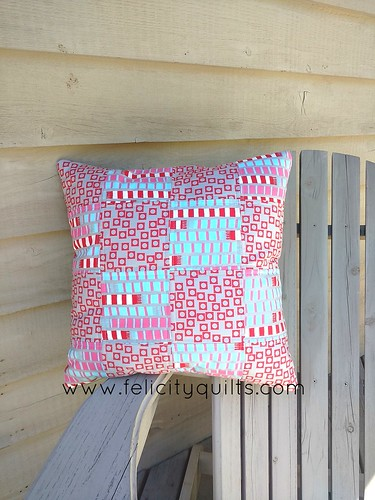 Sherbet Pips Cushion other front