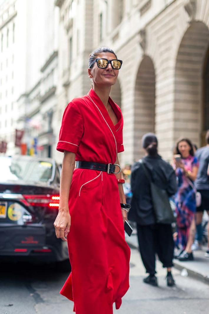 street style fashion week new york 2