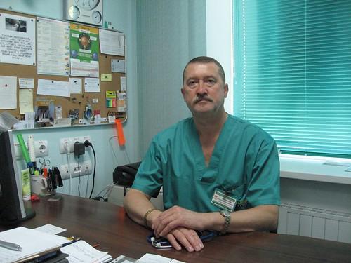 Відвідування пацієнтів увідділеннях реанімації: проблема одна з тисячі