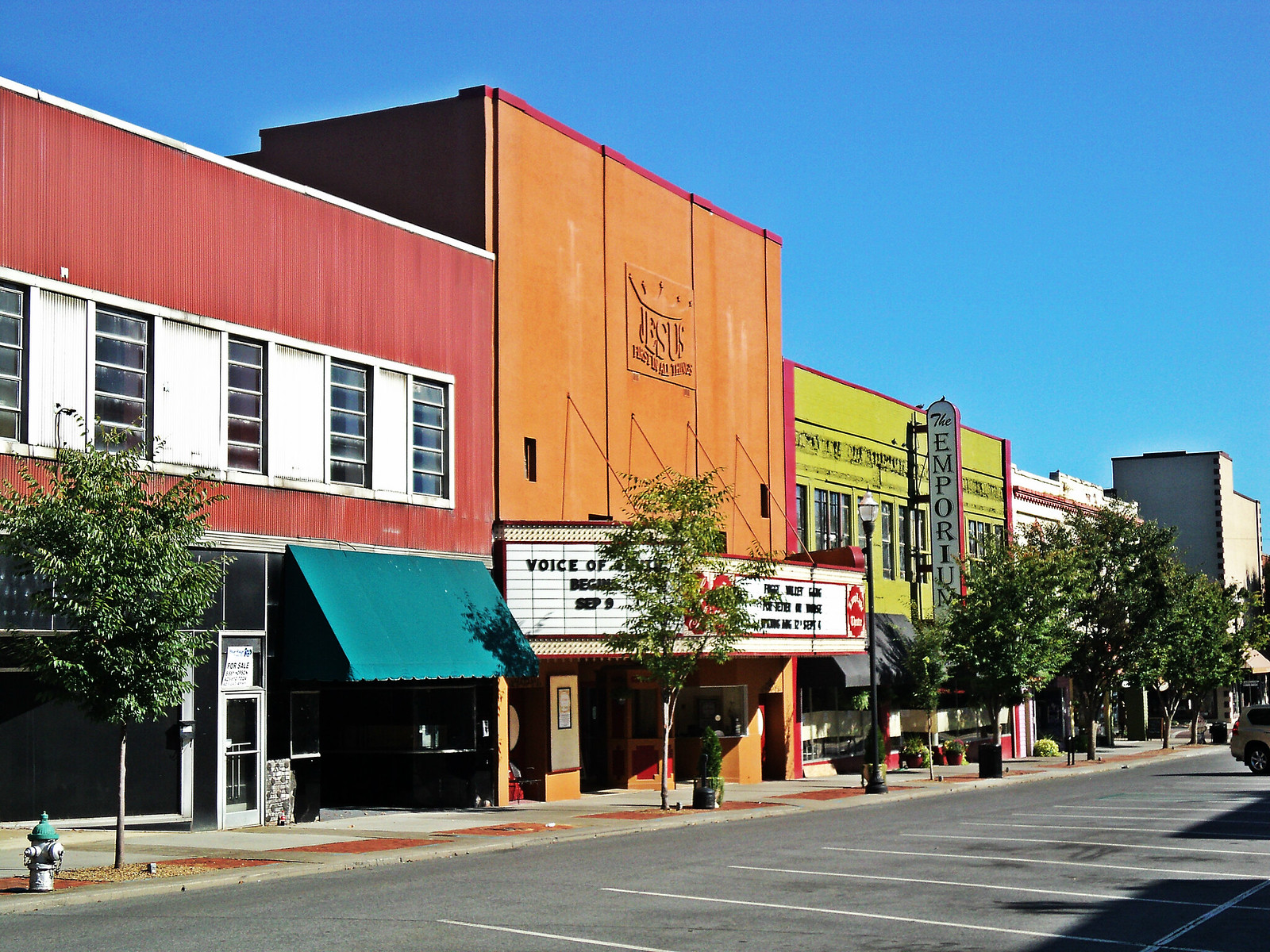 Downtown Kingsport, Tennessee