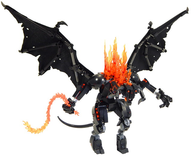 lego chima flying phoenix fire temple instructions
