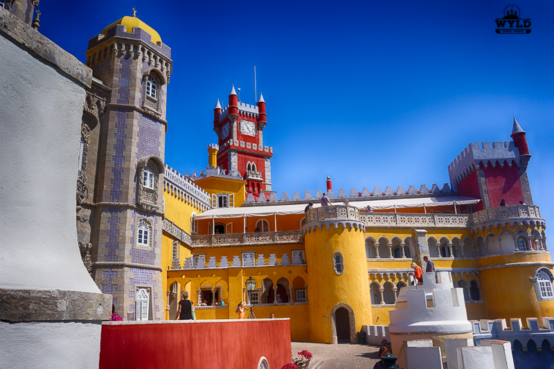 castles of Sintra