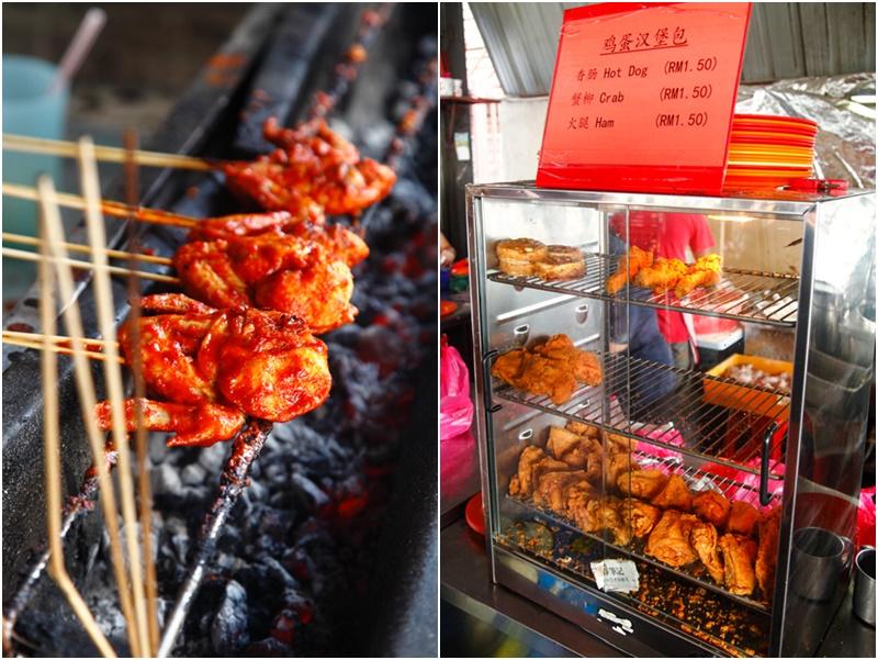 Yao Yao Ping Fried Chicken and Percik Chicken