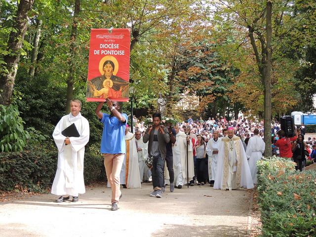Pèlerinage Notre-Dame de Pontoise 2016