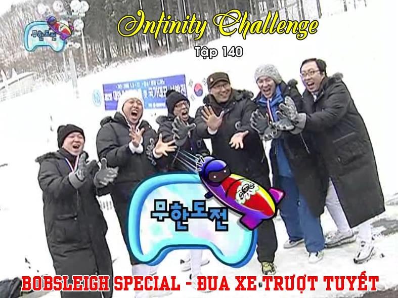 [Vietsub] Infinity Challenge Ep 140