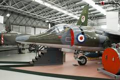 XV277 - DB3 - Royal Navy - Hawker Siddeley Harrier GR1 - National Museum of Flight East Fortune, East Lothian - 070812 - Steven Gray - IMG_9927