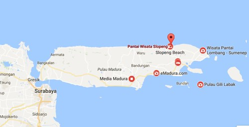 Wisata Pantai Slopeng Madura | Tempat Wisata Di Madura