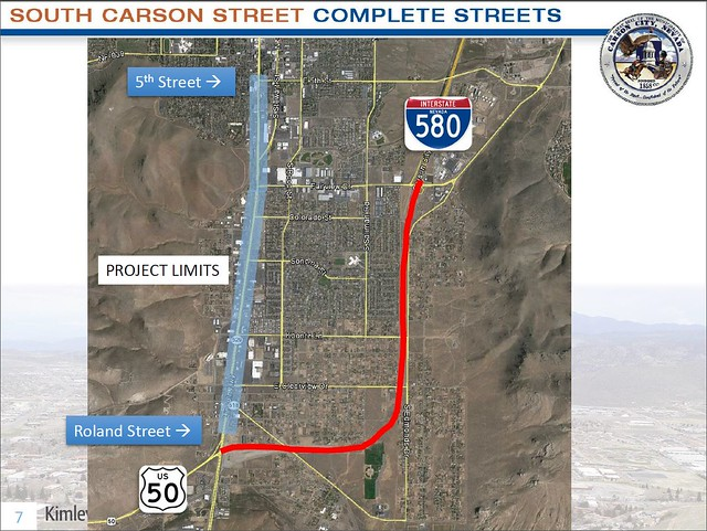 South Carson Complete Streets