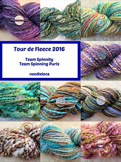 Tour de Fleece 2016