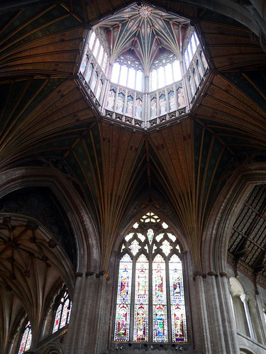 In Ely Cathedral - 5