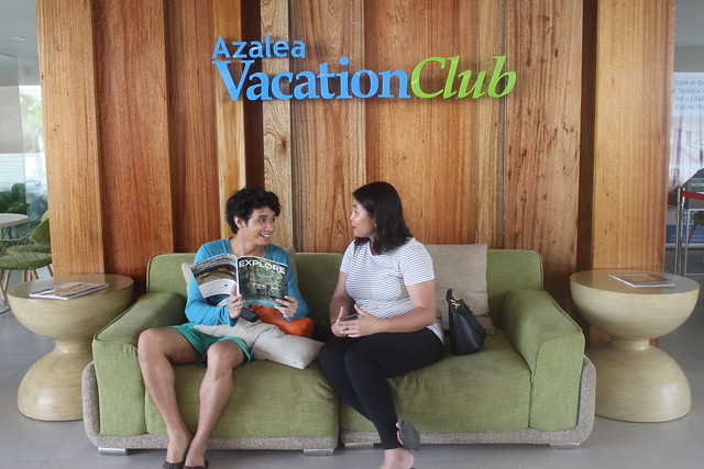 Weekend Sidetrip - Azalea Hotels and Residences Boracay by Mc Pol Androuse Cruz