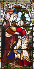 Visitation: Zechariah, Elizabeth and Mary