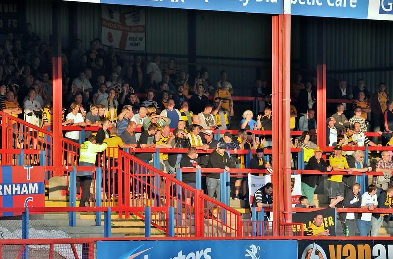 Aldershot Town 1-0 Maidstone United