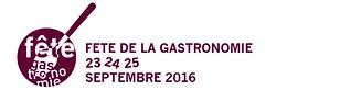 Fiesta de la Gastronomía en Francia 2016
