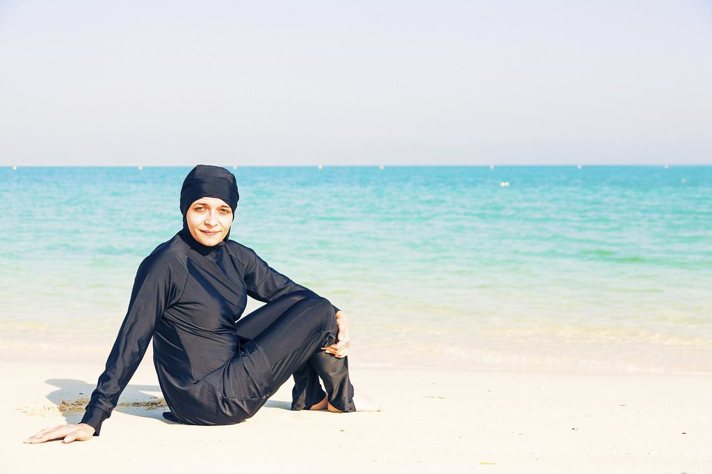 "Hotels in Tunisia Prohibit Burkinis on Grounds of ""Hygiene"""