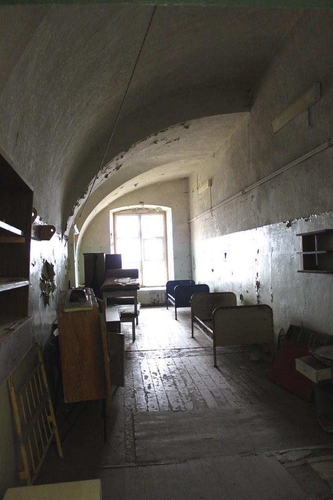 Patarein vankila, Tallinna