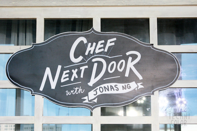 Chef Next Door