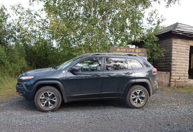 2016 Jeep Cherokee Trailhawk Gone Gandy Dancing