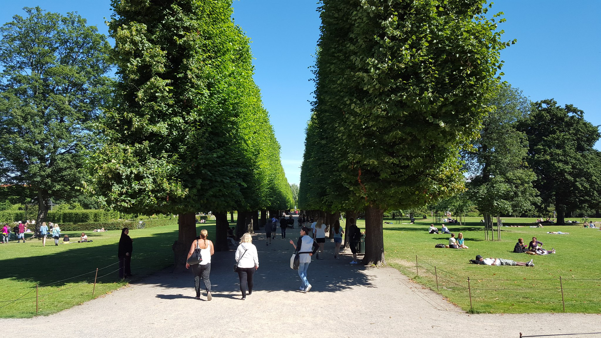 Kongens Have (The Kings Garden)