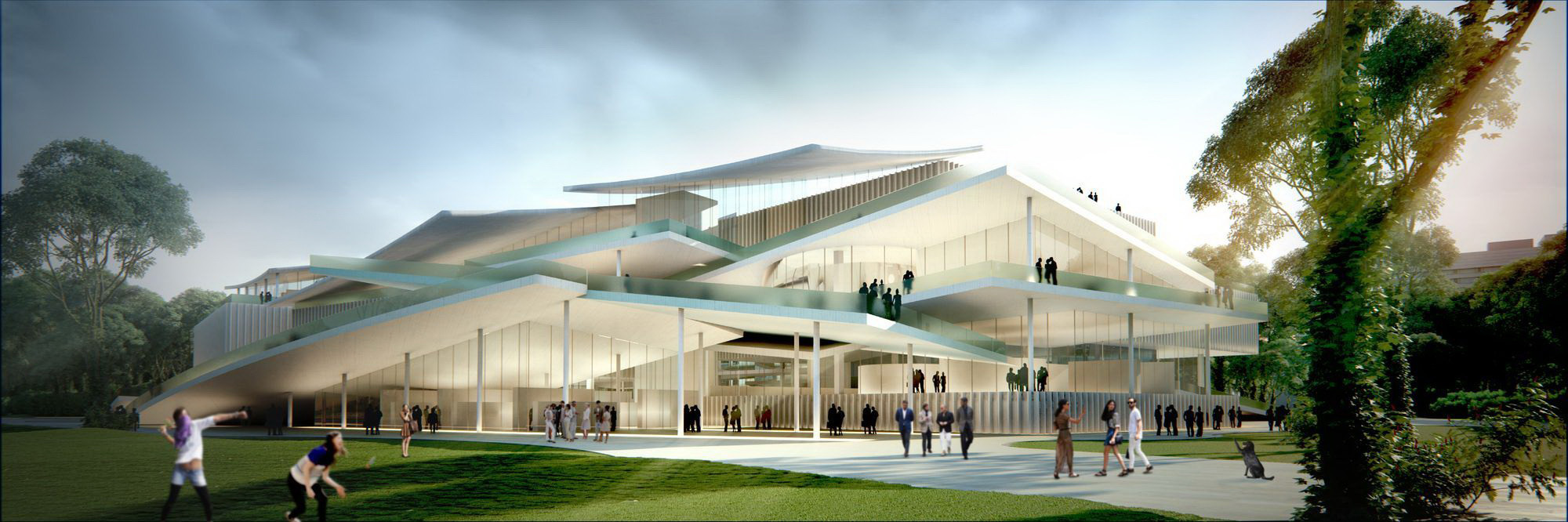 mm_new national gallery-ludwig museum design by SANAA_06