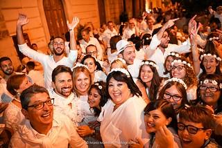 Noicattaro. Cena in Bianco 2016 front