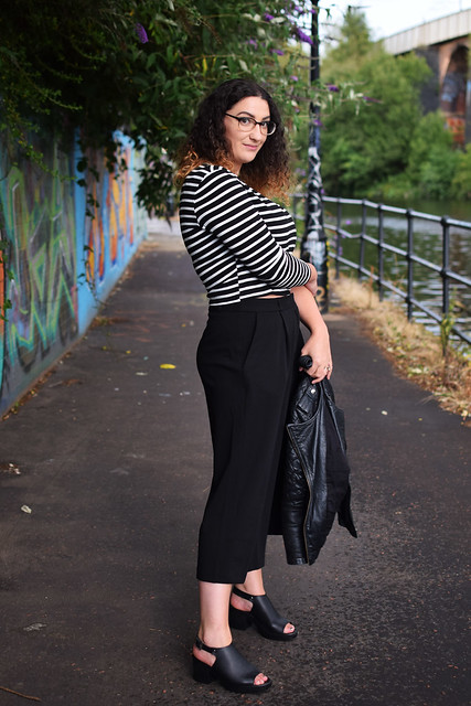 Work Wear Culottes