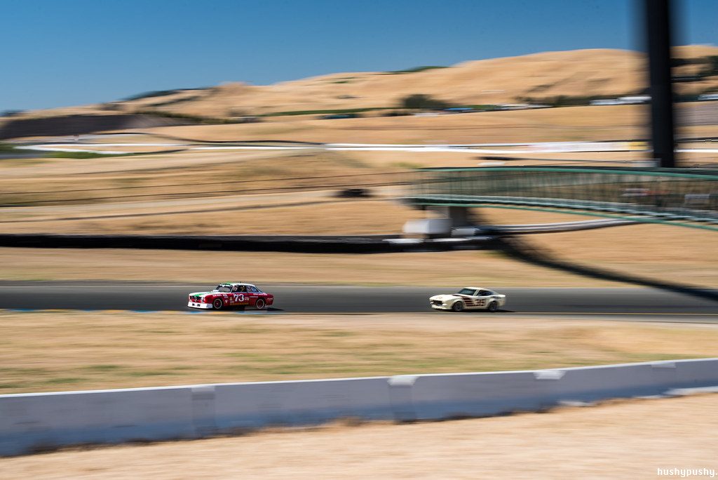 Sonoma Historic Motorsports Festival 2016