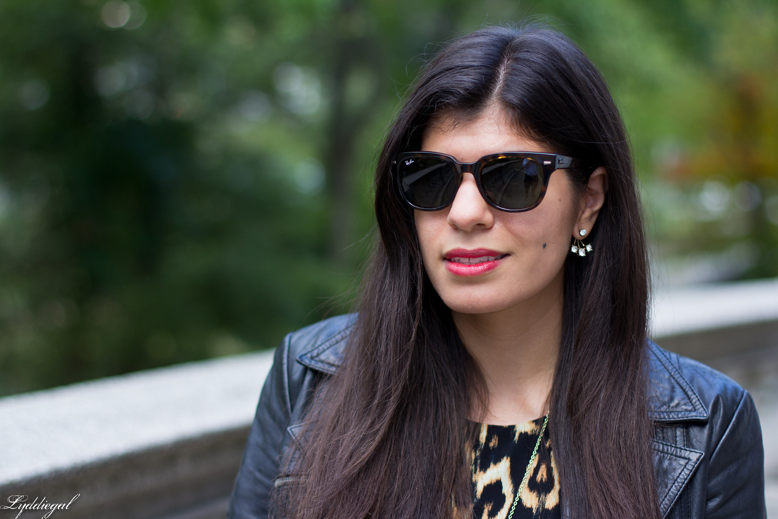 leopard dress, leather moto jacket, strappy heels-7.jpg