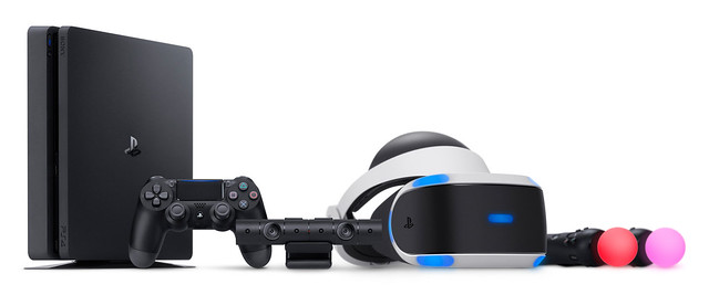 5a41ca8d51c2bb PlayStation VR allows you to experience the future of gaming through  virtual reality with a PS VR system