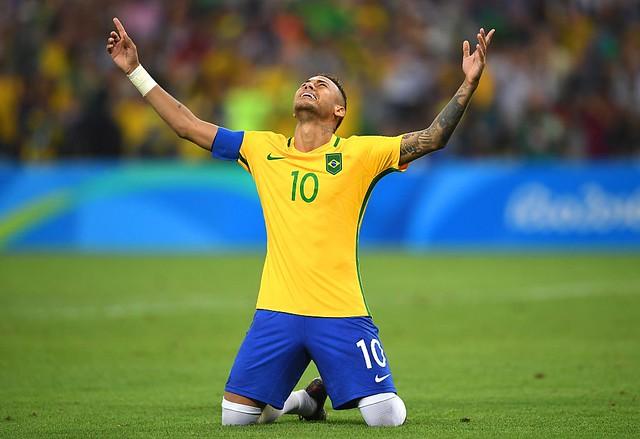 Brasil consigue su primer Oro en unos juegos olímpicos