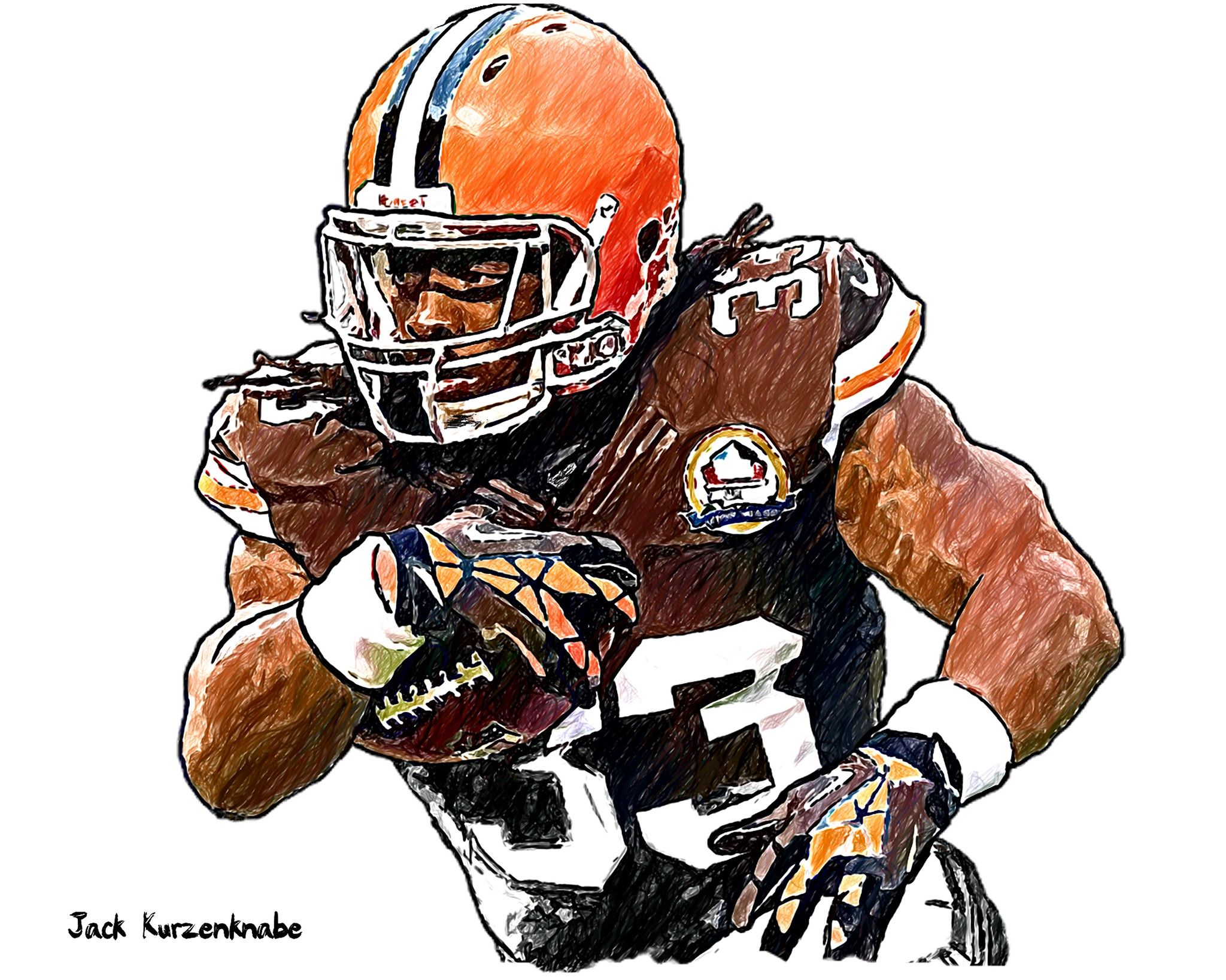 Cleveland Browns Trent Richardson