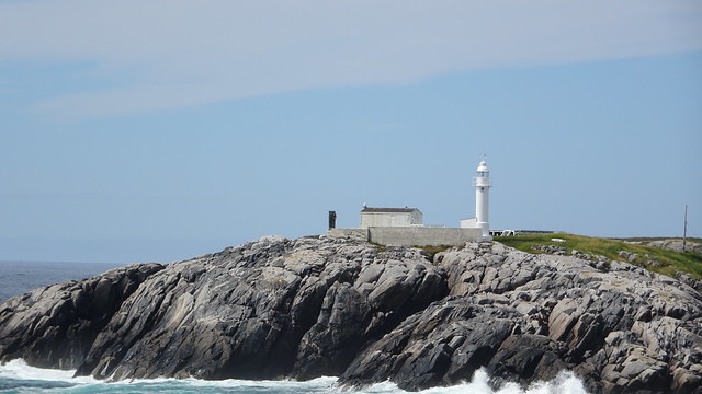 Lighthouse Near Port aux Basques
