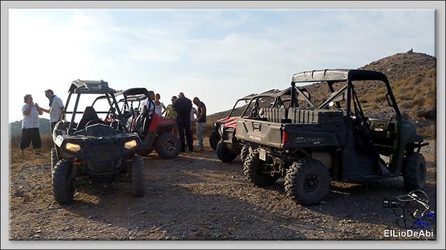 #AlmeriaLVT Ruta minera por la Sierra Almagrera en buggy 3