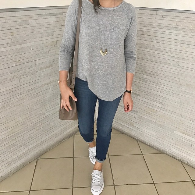 Tresics Scoop Neck Long Sleeve Top From Marshalls