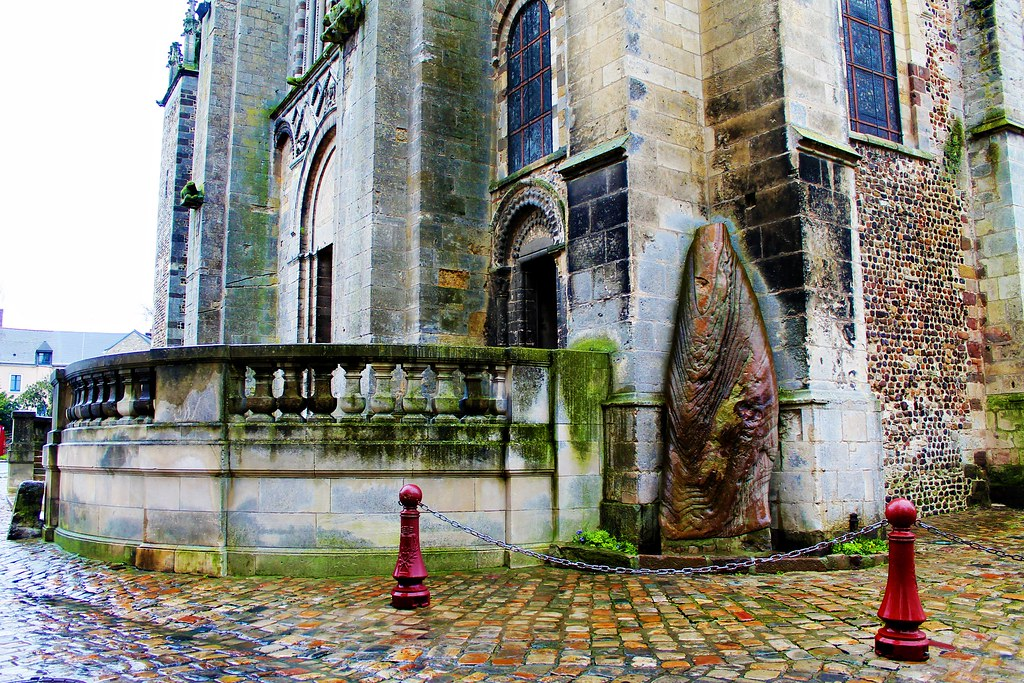 Drawing Dreaming - visitar Le Mans - Catedral Saint Julien