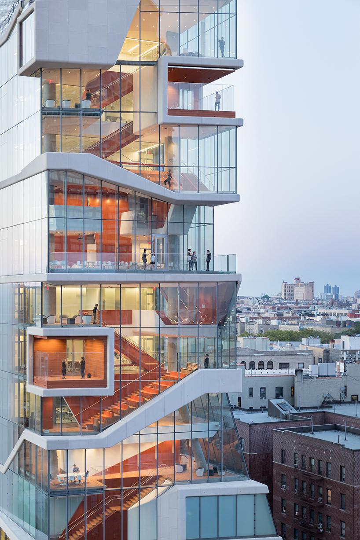 Учебный центр Vagelos в Нью-Йорке