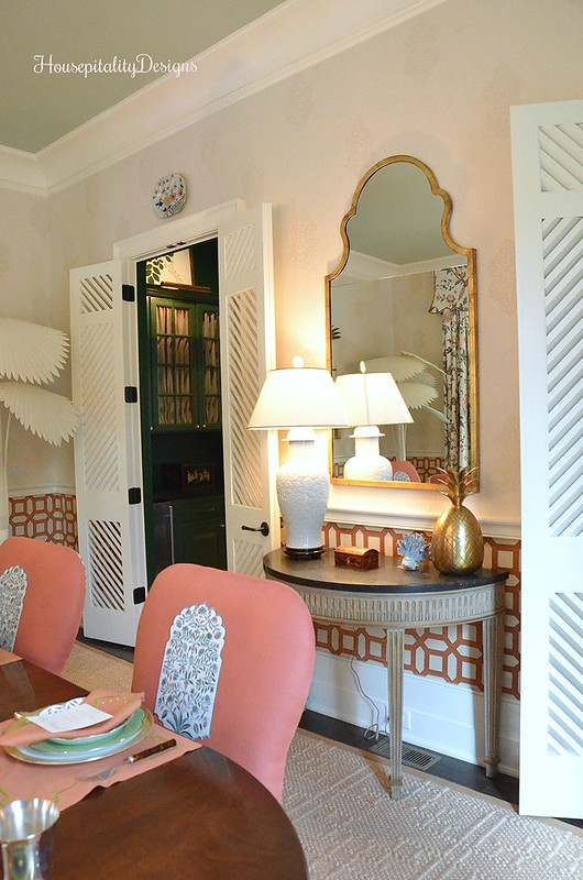 Southern Living Idea House 2016 - Dining Room - Housepitality Designs