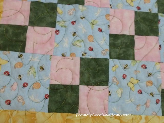 Donation Quilts at From My Carolina Home