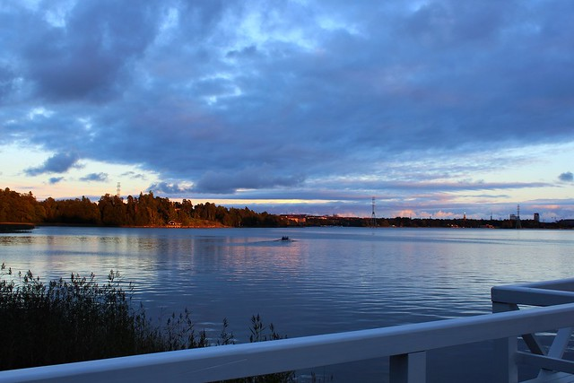 Seurasaari sunset 2