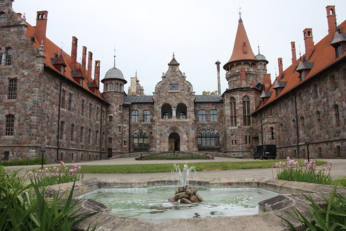 Cesvaine's castle