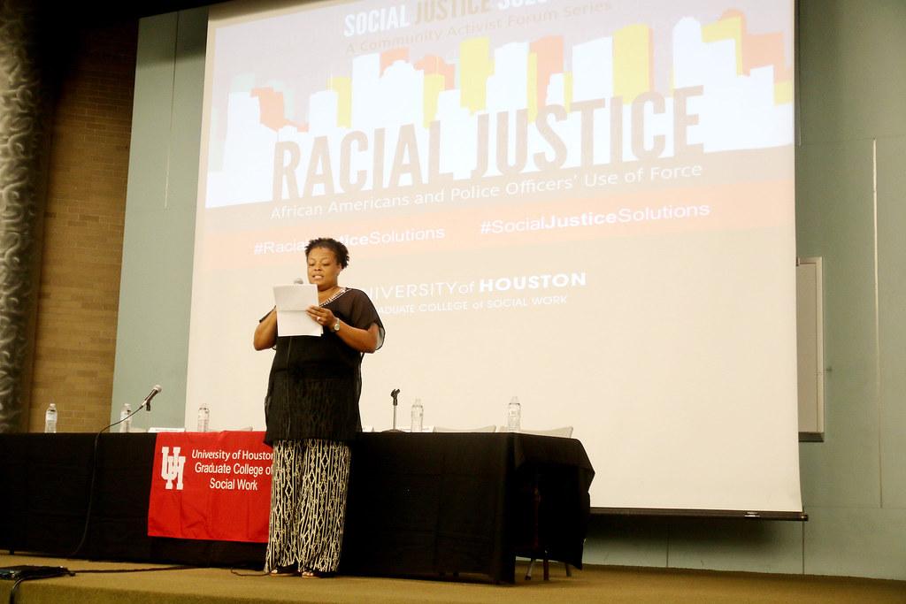 2016 Social Justice Solutions Forum - Racial Justice