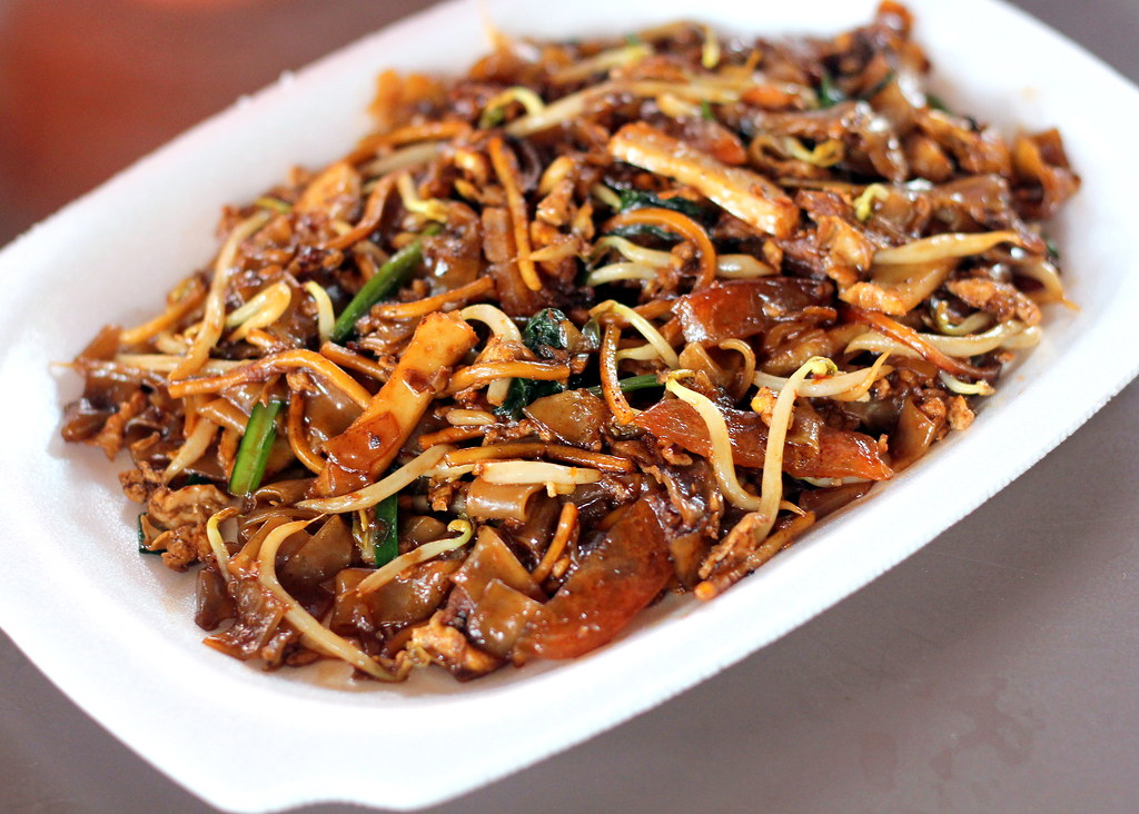 东海岸泻湖美食村:Choon Hiang Char Kway Teow East
