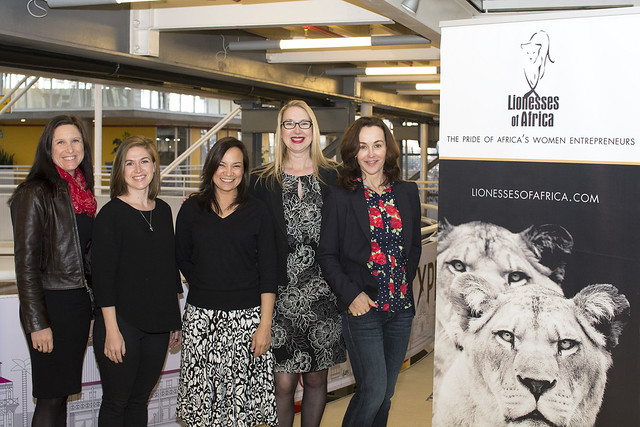 Lioness Lean In Breakfast Event CPT 24 August 2016